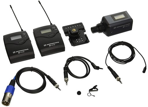 alat perekam audio mic clip on