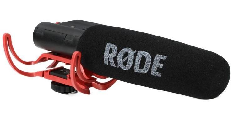alat perekam audio mic shotgun