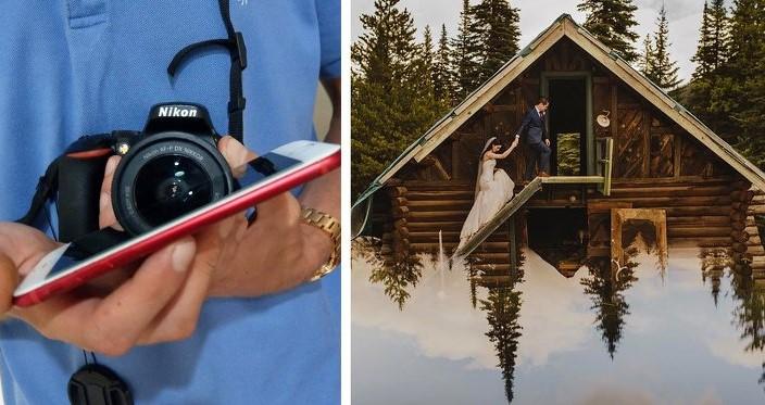 trik fotografi untuk pemula